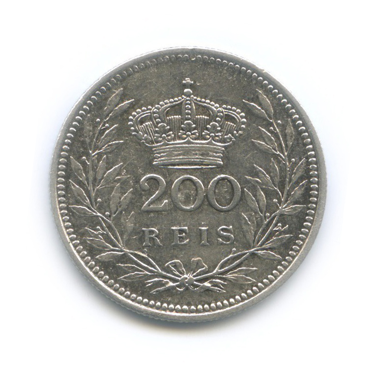 200 рейс - Эммануэль II 1909 года (Португалия)