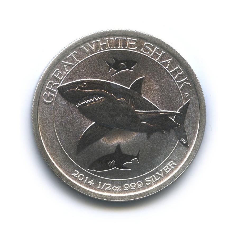 50 центов - Большая белая акула 2014 года (Австралия)