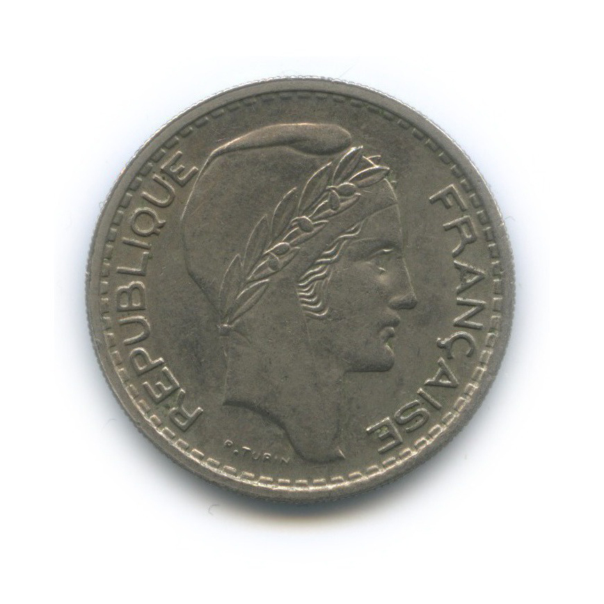 10 франков 1949 года (Франция)
