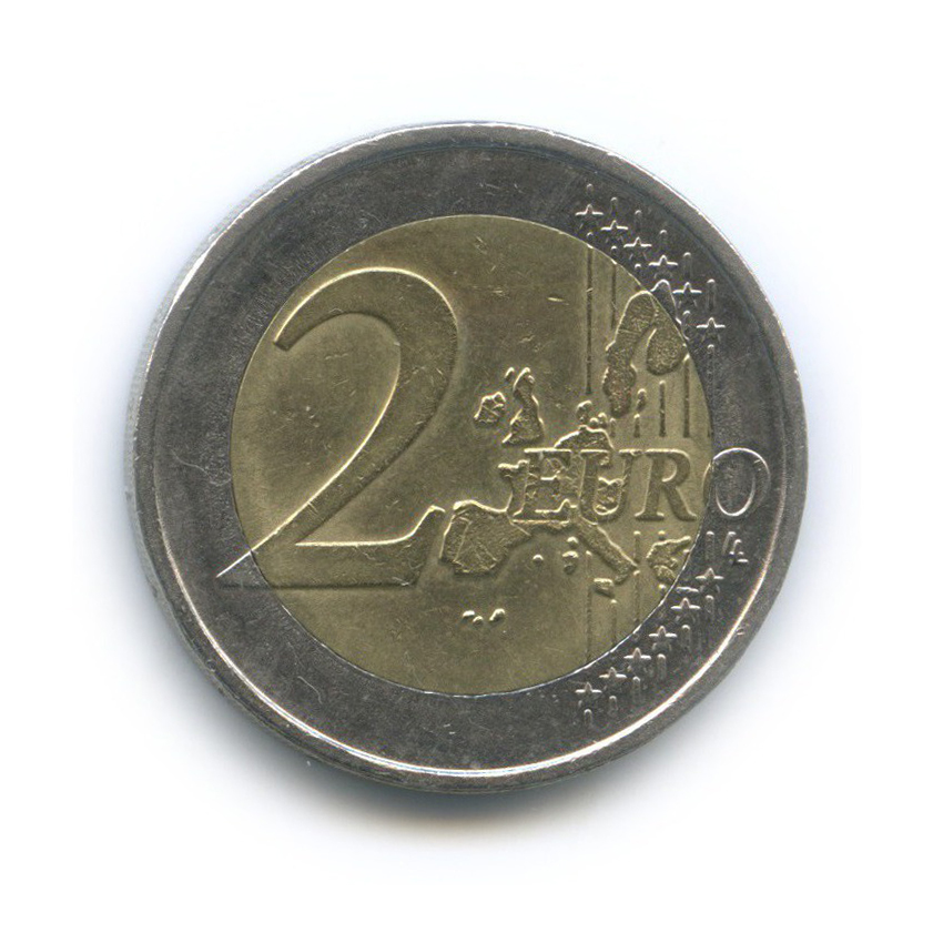 2 евро 2002 года (Греция)