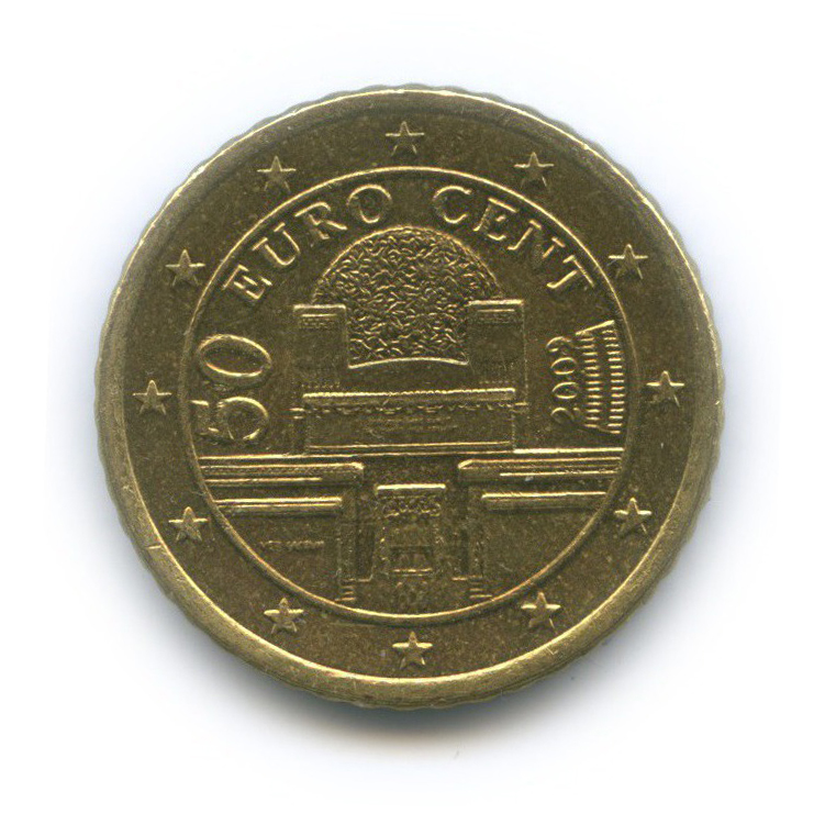 50 центов 2009 года (Австрия)