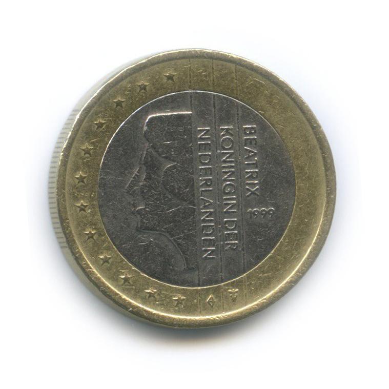 1 евро 1999 года (Нидерланды)
