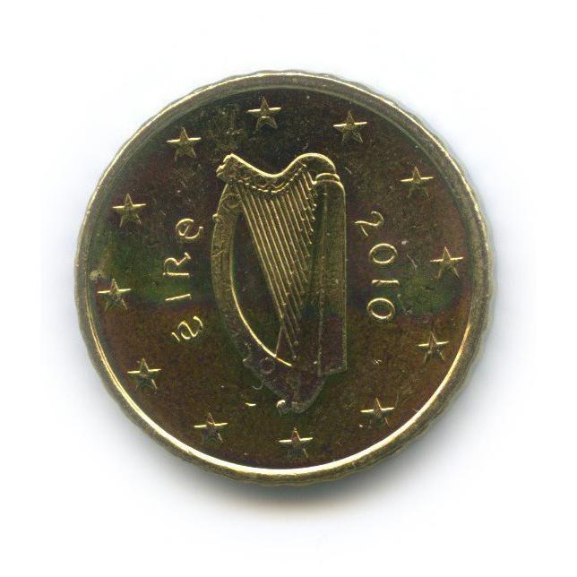 10 центов 2010 года (Ирландия)
