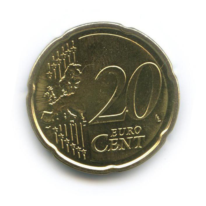 20 центов 2011 года (Бельгия)