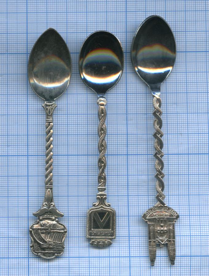 Набор коллекционных ложек
