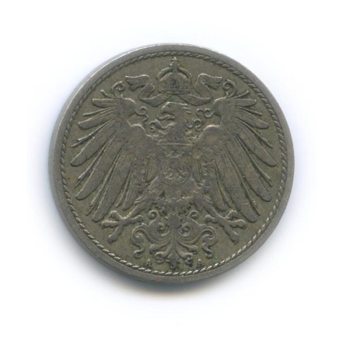 10 пфеннигов 1899 года А (Германия)