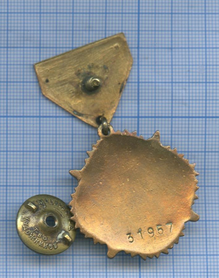 Медаль «За Победу над Японией» (МНР) (Монголия)