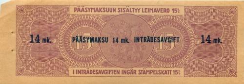14 марок (Финляндия)
