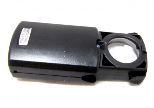Лупа сподсветкой «Full Type Jewelry» (30х - 21 мм)