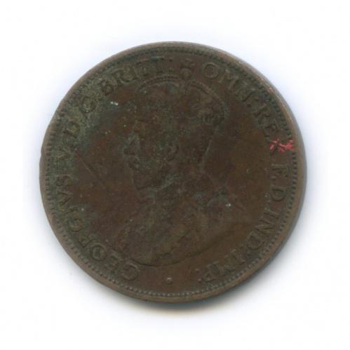 1/2 пенни 1916 года (Австралия)