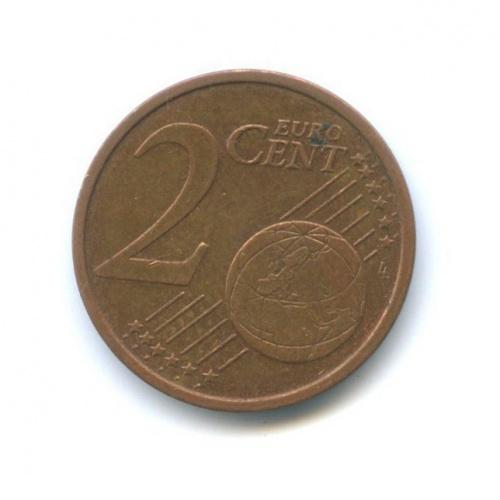 2 цента 2002 года F (Германия)