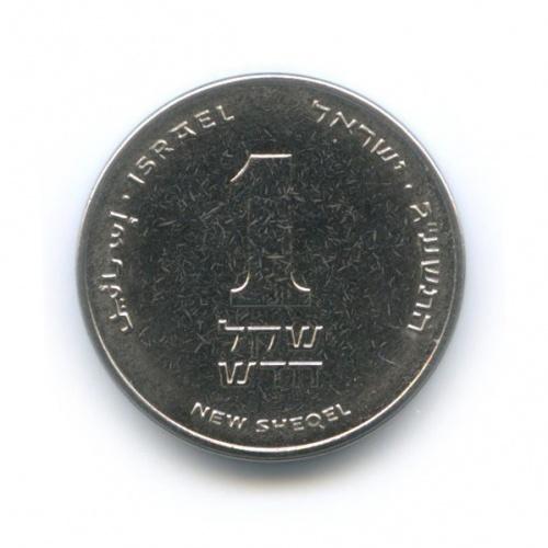 1 новый шекель 2013 года (Израиль)