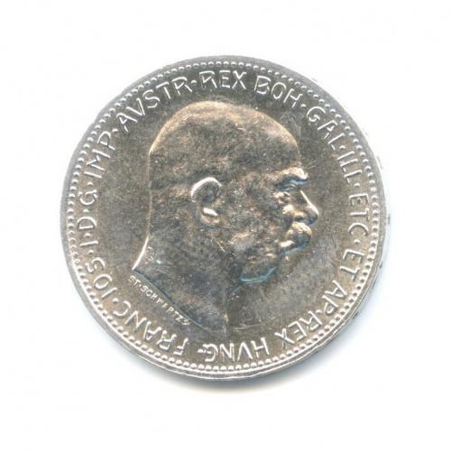 1 крона - Франц Иосиф I, Австро-Венгрия 1914 года