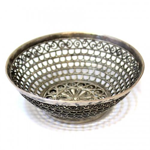 Подставка-тарелочка (скань, диаметр 8 см)