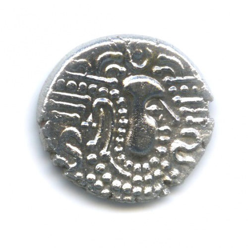 Драхма - Гадхая, 300-650 гг (Индия)