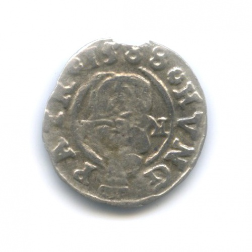Денар - Рудольф II 1588 года (Венгрия)