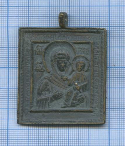 Иконка «Богоматерь Одигитрия»