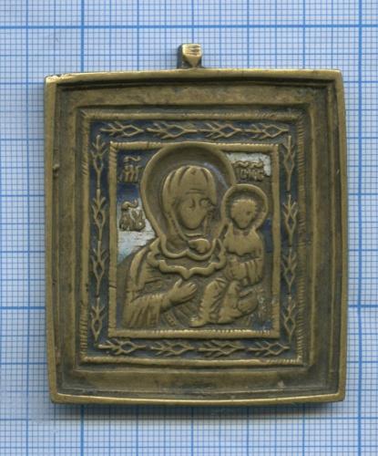 Иконка «Богоматерь сМладенцем»