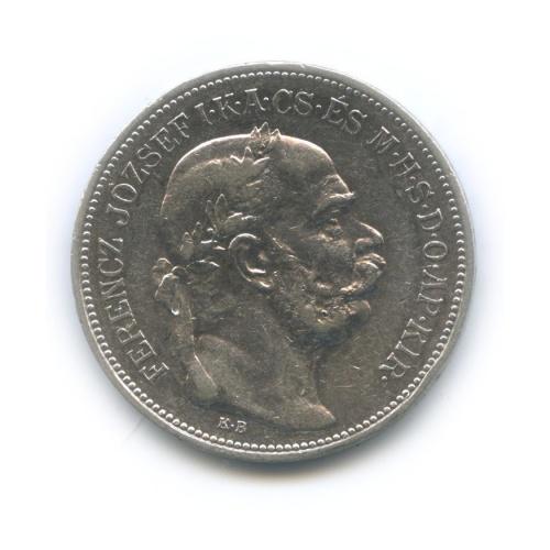 2 кроны - Франц Иосиф I, Австро-Венгрия 1913 года (Австрия)
