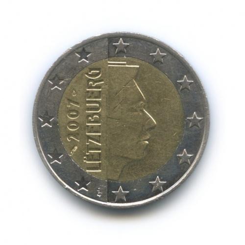 2 евро 2007 года (Нидерланды)