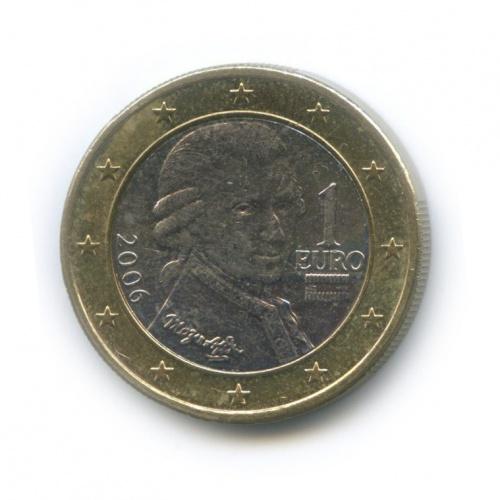 1 евро 2006 года (Австрия)