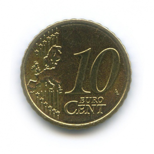 10 центов 2009 года (Австрия)