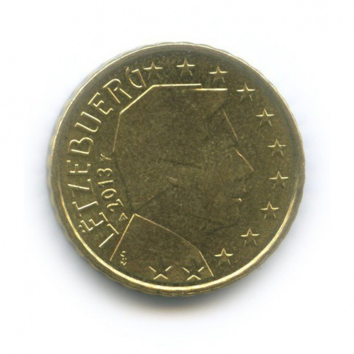 10 центов 2013 года (Люксембург)