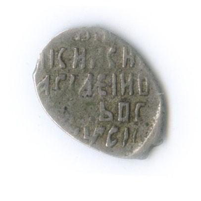 1 копейка - Шведская оккупация Новгорода (ГК-327, л/с 2*, о/с*, 1611-февр1617 гг.)