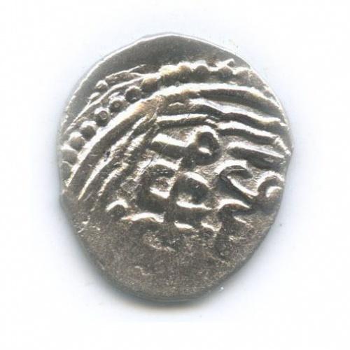 Дихрем - Золотая Орда - Джанибек-хан, чекан Сарай ал-Джедид, 747 г. х. (Сагдеева №231)