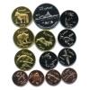 Набор монетовидных жетонов, Курильские острова 2013 года
