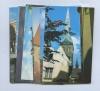 Набор открыток «Мотивы старой Риги» (18 шт.) 1977 года (СССР)