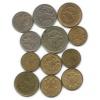 Набор монет России 1992, 1993 М, ММД (Россия)