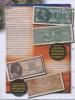Набор монет 1 эскудо, 2 злотых - Португалия, Польша (сбанкнотой 100 риалов Иран, сзапечатанным журналом «Монеты ибанкноты» №49)