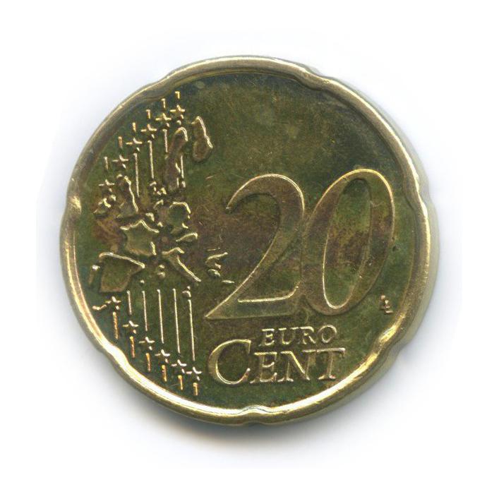 20 центов 2006 года (Бельгия)