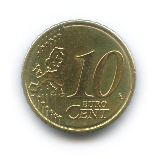 10 центов 2009 года (Португалия)