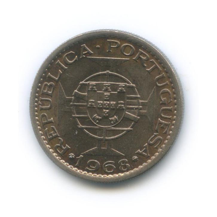 5 эскудо (Португальское Кабо-Верде) 1968 года