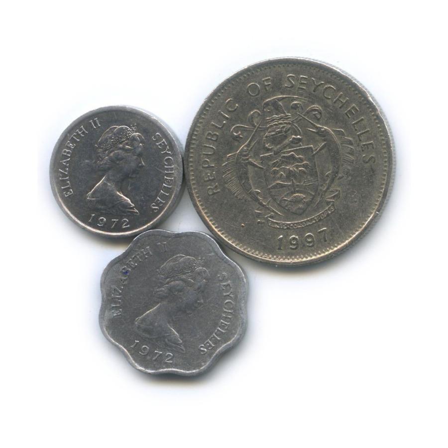 Набор монет (Сейшельские Острова) 1972, 1997