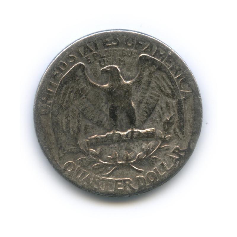 25 центов (квотер) 1937 года (США)