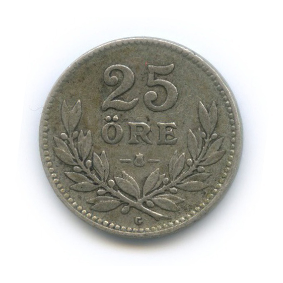25 эре 1939 года (Швеция)
