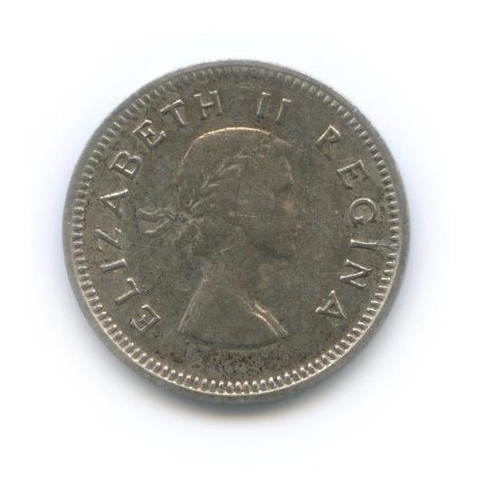 3 пенса 1955 года (ЮАР)