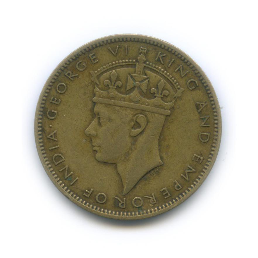 1 пенни 1942 года (Ямайка)