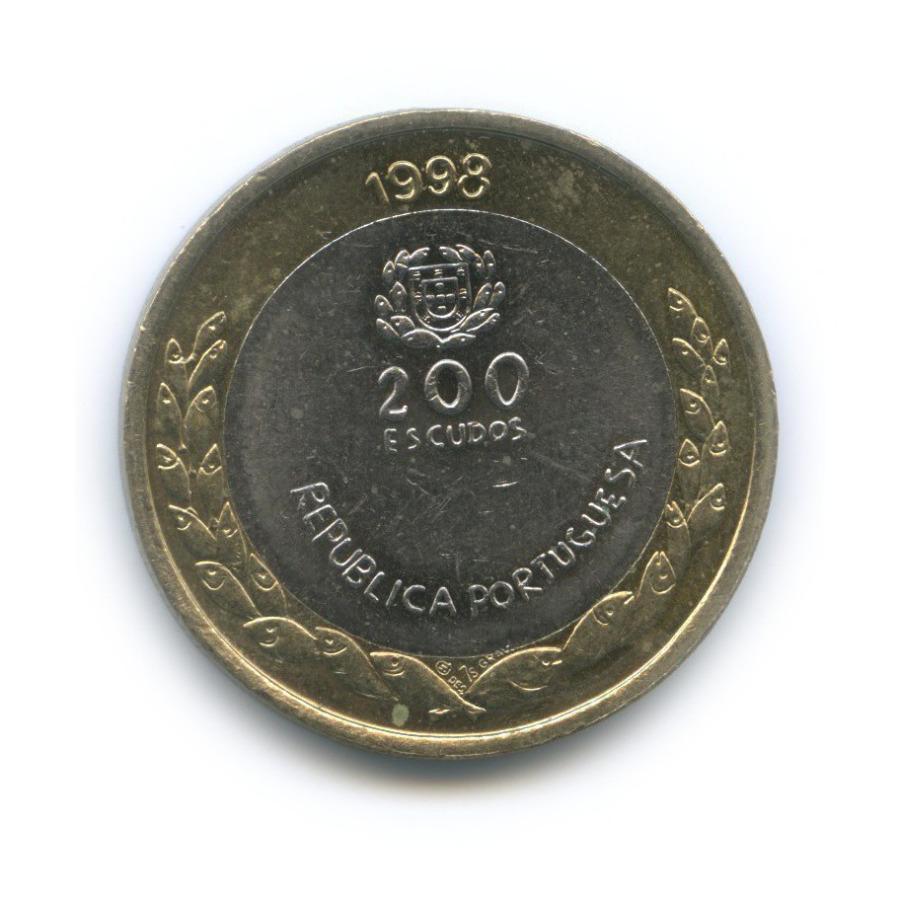 200 эскудо — Международный год океана - ЭКСПО, 1998 1998 года (Португалия)