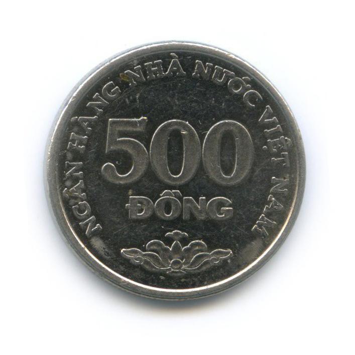 500 донгов 2003 года (Вьетнам)