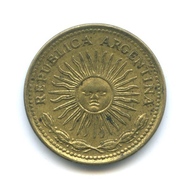 10 песо 1978 года (Аргентина)