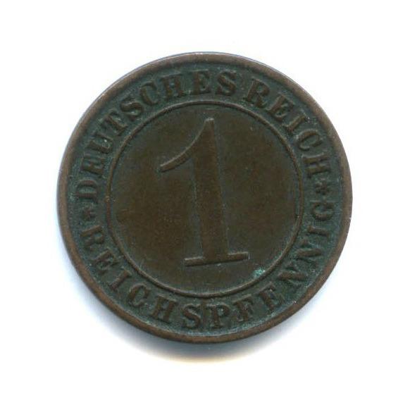 1 рейхспфенниг 1931 года A (Германия)