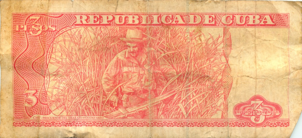 3 песо 2004 года (Куба)