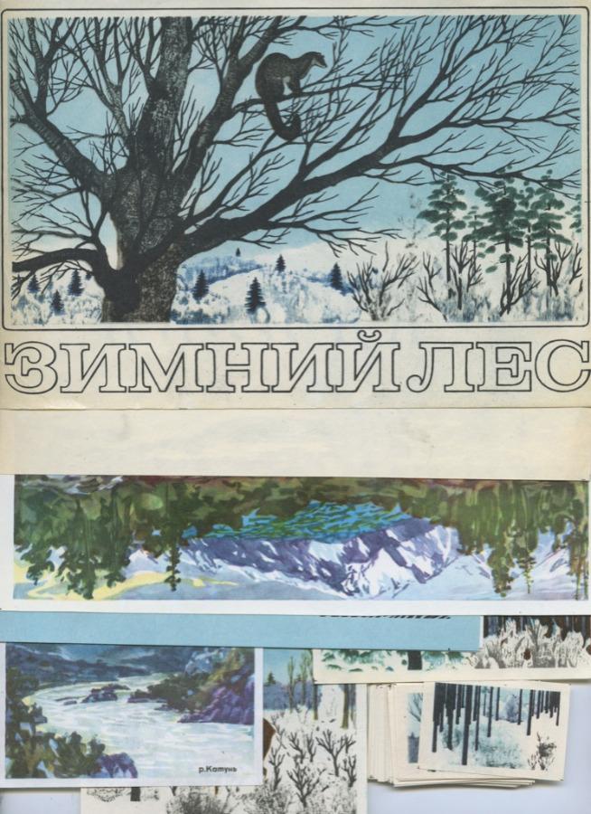 Набор спичечных этикеток (40 шт.) (СССР)