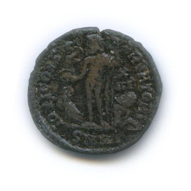 1/2 фоллиса - Лициний I (308-323 гг. н. э., Рим)