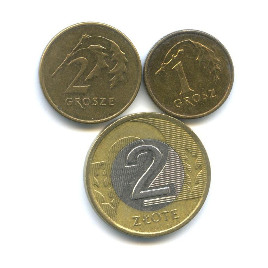 Набор монет (Польша)
