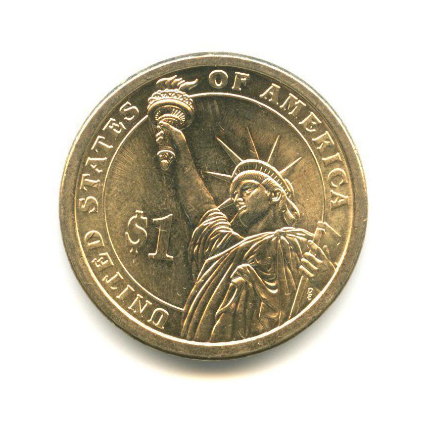 1 доллар — 1-ый Президент США - Джордж Вашингтон (1789-1797) 2007 года P (США)